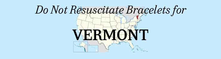 Vermont DNR POLST Bracelets