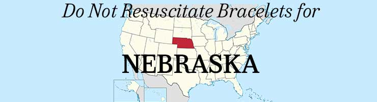 Nebraska DNR Do Not Resuscitate Bracelets